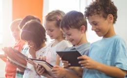 Kids Reading Tumblebooks